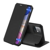 iPhone 11 hoes - Dux Ducis Skin X Case - Zwart