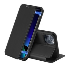iPhone 11 Pro Max hoes - Dux Ducis Skin X Case - Zwart