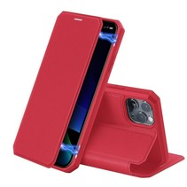 iPhone 11 Pro Max hoes - Dux Ducis Skin X Case - Rood