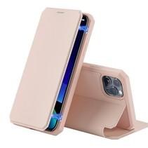 iPhone 11 Pro Max hoes - Dux Ducis Skin X Case - Roze