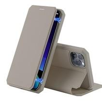 iPhone 11 Pro Max hoes - Dux Ducis Skin X Case - Goud