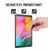 Case2go Samsung Galaxy Tab A 10.1 (2019) Screenprotector - Tempered Glass