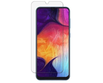 Samsung Galaxy A30s - Tempered Glass Screenprotector - Case Friendly