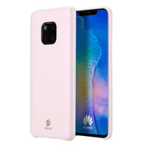 Huawei Mate 30 lite hoes - Dux Ducis Skin Lite Back Cover - Roze