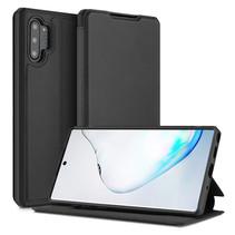 Samsung Galaxy Note 10 Plus hoes - Dux Ducis Skin X Case - Zwart