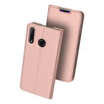 Honor 20 Lite hoesje - Dux Ducis Skin Pro Book Case - Rosé-Goud