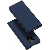 Google Pixel 4 hoesje - Dux Ducis Skin Pro Book Case - Donker Blauw