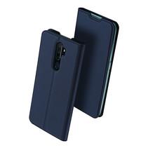 Oppo A5 (2020) hoesje - Dux Ducis Skin Pro Book Case - Blauw