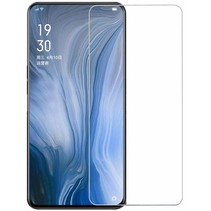 Oppo Reno 10X Zoom - Tempered Glass Screenprotector - Case Friendly