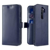 Xiaomi Redmi Note 8 Pro hoesje - Dux Ducis Kado Wallet Case - Blauw