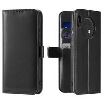 Huawei Mate 30 hoesje - Dux Ducis Kado Wallet Case - Zwart