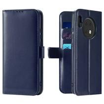 Huawei Mate 30 hoesje - Dux Ducis Kado Wallet Case - Blauw