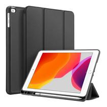 Dux Ducis Osom Bookcase iPad 10.2 2019 / 2020 / 2021 tablethoes - Zwart