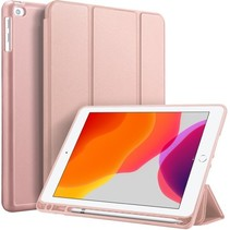 Dux Ducis Osom Bookcase iPad 10.2 2019 / 2020 tablethoes - Rose-Gold