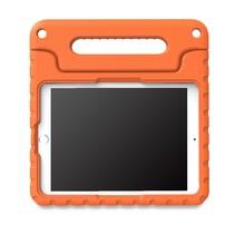 iPad 9.7 (2017/2018) hoes - Schokbestendige case met handvat - Oranje