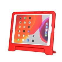 iPad 10.2 2019 / 2020 hoes - Schokbestendige case met handvat - Rood