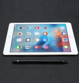 Case2go Active Stylus Pen - Oplaadbare dual touch pen voor tablet en telefoon - Zwart