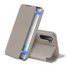 Samsung Galaxy Note 10 hoes - Dux Ducis Skin X Case - Goud