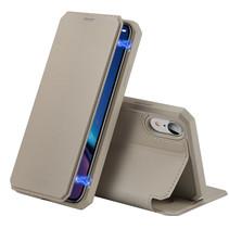 iPhone XR hoes - Dux Ducis Skin X Case - Goud