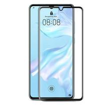 Samsung Galaxy A71 - Full Cover Screenprotector - Gehard Glas - Zwart