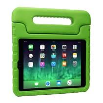 iPad 10.2 (2019) hoes - Schokbestendige case met handvat - Groen