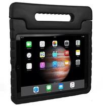 iPad 10.2 (2019) hoes - Schokbestendige case met handvat - Zwart
