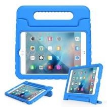 iPad Mini 5 (2019) hoes - Schokbestendige case met handvat - Blauw
