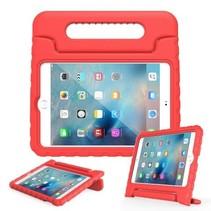 iPad Mini 5 (2019) hoes - Schokbestendige case met handvat - Rood