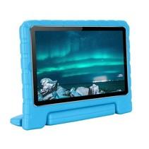 Huawei MediaPad M6 8.4 hoes - Schokbestendige case met handvat - Licht Blauw