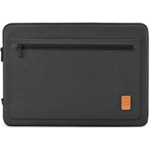 Lenovo ThinkPad laptop sleeve - Waterafstotend Polyester hoes met extra opbergvak - 14 inch - Zwart