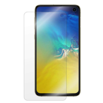 Samsung Galaxy s10e Screenprotector - Tempered Glass -Case-Friendly