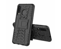 Samsung Galaxy A30s hoesje  - Schokbestendige Back Cover - Zwart