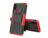 Samsung Galaxy A30s hoesje  - Schokbestendige Back Cover - Rood