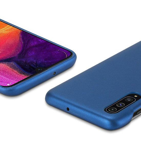 Dux Ducis Samsung Galaxy A30s hoes - Dux Ducis Skin Lite Back Cover - Blauw