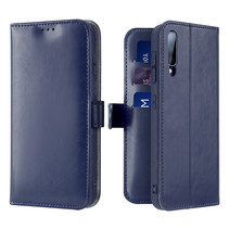 Samsung Galaxy A30s hoesje - Dux Ducis Kado Wallet Case - Blauw