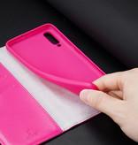 Dux Ducis Samsung Galaxy A30s hoesje - Dux Ducis Kado Wallet Case - Roze