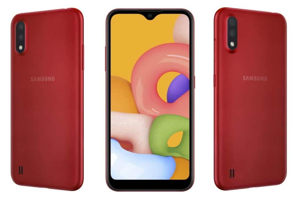 Samsung Galaxy A01 hoes