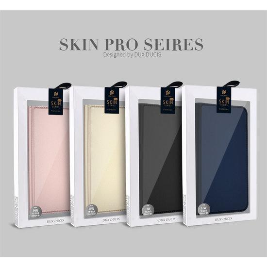 Dux Ducis Honor 8S hoesje - Dux Ducis Skin Pro Book Case - Goud