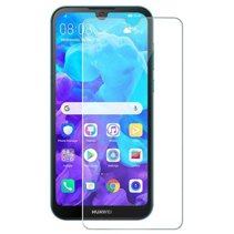 Honor 8s - Tempered Glass Screenprotector - Case-Friendly
