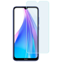 Xiaomi Redmi Note 8T screenprotector - Tempered Glass Screenprotector - Case-Friendly