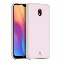 Xiaomi Redmi 8a hoesje - Dux Ducis Skin Lite Back Cover - Roze