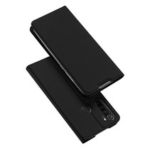 Xiaomi Redmi Note 8T hoesje - Dux Ducis Skin Pro Book Case - Zwart
