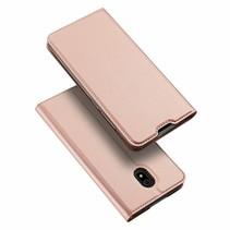 Xiaomi Redmi 8A hoesje - Dux Ducis Skin Pro Book Case - Roze