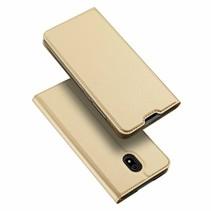 Xiaomi Redmi 8A hoesje - Dux Ducis Skin Pro Book Case - Goud