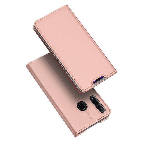 Dux Ducis Huawei P Smart Plus 2019 hoesje - Dux Ducis Skin Pro Book Case - Roze