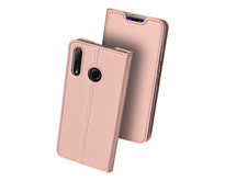 Huawei P Smart Plus 2019 hoesje - Dux Ducis Skin Pro Book Case - Roze