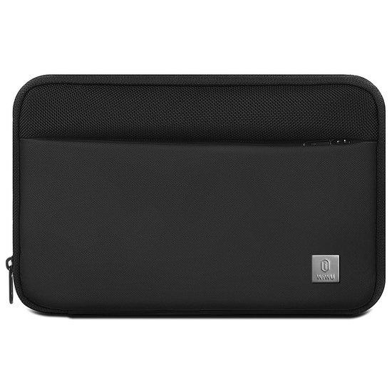 WIWU Luxe reis portemonnee - Paspoorthouder - Travel wallet - Zwart