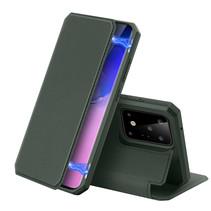 Samsung Galaxy S20 Ultra hoesje - Dux Ducis Skin X Case - Groen