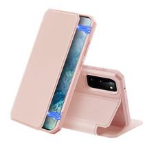 Samsung Galaxy S20 hoesje - Dux Ducis Skin X Case - Roze