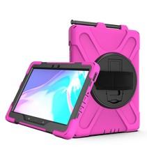 Samsung Galaxy Tab Active Pro Cover - Hand Strap Armor Case - Magenta